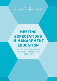Cover Meeting Expectations in Management Education