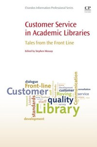 Cover Customer Service in Academic Libraries