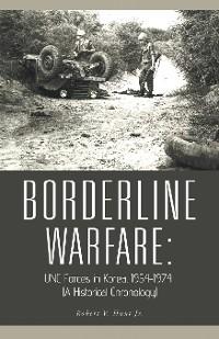 Cover Borderline Warfare: