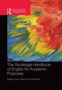 Cover Routledge Handbook of English for Academic Purposes