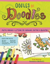 Cover Oodles of Doodles, 2nd Edition