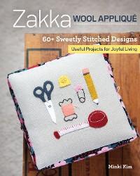 Cover Zakka Wool Appliqué
