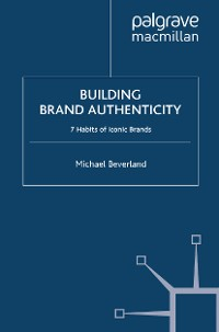 Cover Building Brand Authenticity