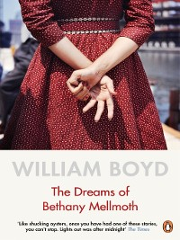 Cover The Dreams of Bethany Mellmoth