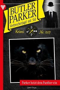 Cover Butler Parker 227 – Kriminalroman