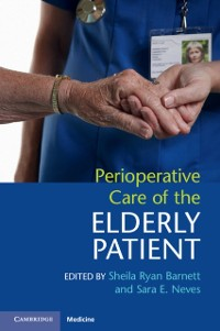 Cover Perioperative Care of the Elderly Patient