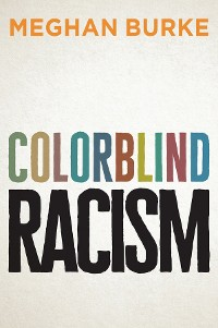Cover Colorblind Racism