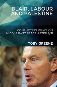 Cover Blair, Labour, and Palestine