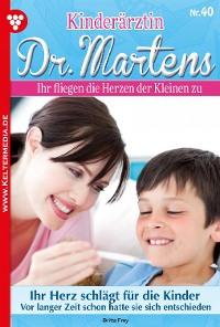 Cover Kinderärztin Dr. Martens 40 – Arztroman