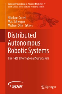 Cover Distributed Autonomous Robotic Systems