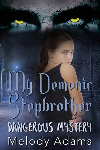 Cover My Demonic Stepbrother (Dangerous Mystery 1)