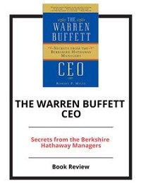 Cover The Warren Buffett CEO