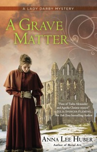 Cover Grave Matter