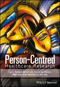 Cover Person-Centred Healthcare Research