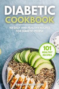 Cover Diabetic Cookbook