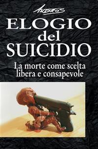 Cover Elogio del suicidio