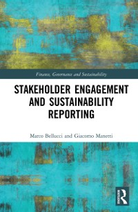 Cover Stakeholder Engagement and Sustainability Reporting