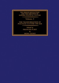 Cover Transformation of Political Culture 1789-1848