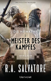 Cover Die Heimkehr 3 - Meister des Kampfes