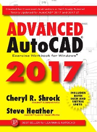 Cover Advanced AutoCAD 2017