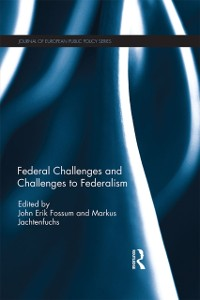 Cover Federal Challenges and Challenges to Federalism