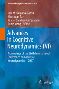 Cover Advances in Cognitive Neurodynamics (VI)