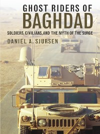 Cover Ghost Riders of Baghdad
