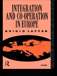 Cover Integration and Co-operation in Europe
