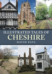 Cover Illustrated Tales of Cheshire