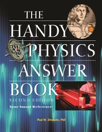 Cover Handy Physics Answer Book