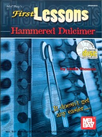 Cover First Lessons Hammered Dulcimer