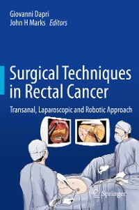 Cover Surgical Techniques in Rectal Cancer