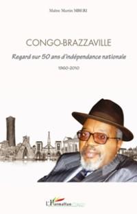 Cover Congo brazzaville regard sur 50 ans d'in