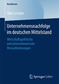 Cover Unternehmensnachfolge im deutschen Mittelstand