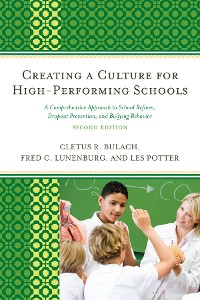 Cover Creating a Culture for High-Performing Schools