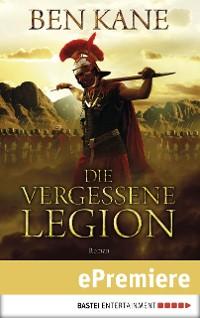 Cover Die vergessene Legion
