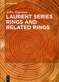 Cover Laurent Series Rings and Related Rings
