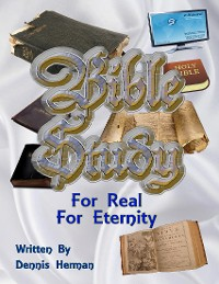 Cover Bible Study: For Real for Eternity