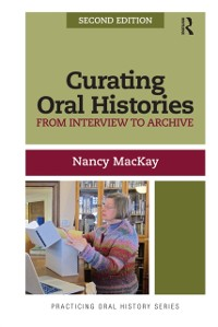 Cover Curating Oral Histories