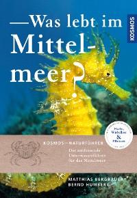 Cover Was lebt im Mittelmeer