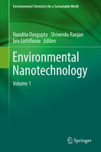 Cover Environmental Nanotechnology