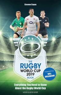 Cover The Rugby World Cup 2019 Book