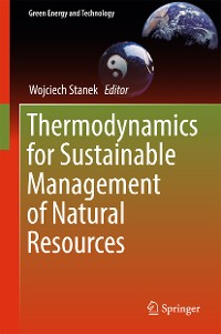 Cover Thermodynamics for Sustainable Management of Natural Resources