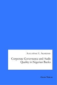 Cover Corporate Governance and Audit Quality in Nigerian Banks
