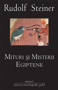 Cover Mituri si misterii egiptene