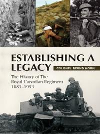 Cover Establishing a Legacy