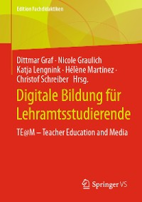 Cover Digitale Bildung für Lehramtsstudierende