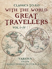 Cover With the World Great Travellers Vol 1--4