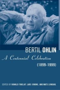Cover Bertil Ohlin