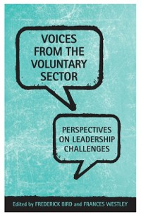 Cover Voices From the Voluntary Sector